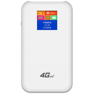 LTE Router WiFi 4G Wireless MiFi Router with Battery 6800mAh V4G958M