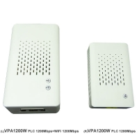 HomePlug AV2 1200Mbps Gigabit Powerline Bridge VPA1201